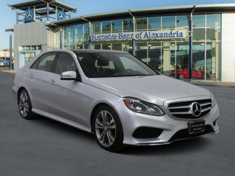 Certified PreOwned MercedesBenz For Sale Alexandria VA - 2014 mercedes benz e class 2 door convertible dealer invoice