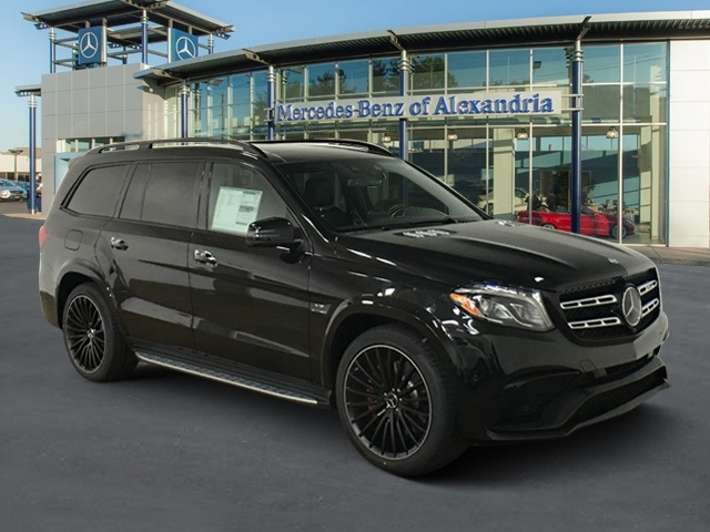 New 2018 mercedes benz gls amg gls 63 suv suv in for Mercedes benz suv 2018 price