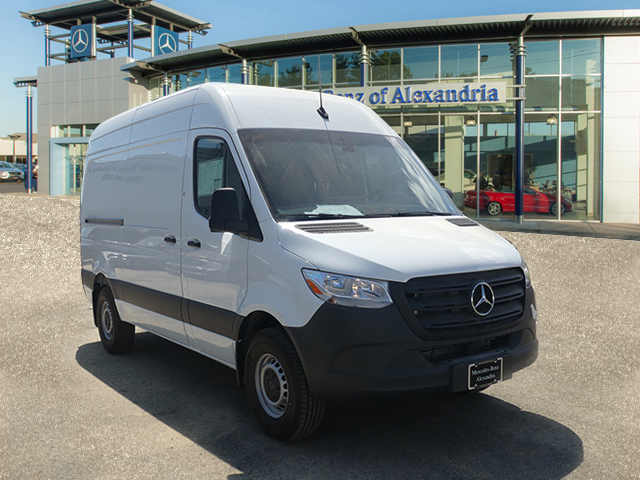 New 2019 Mercedes-Benz 2500/144 WB High Roof Cargo Van