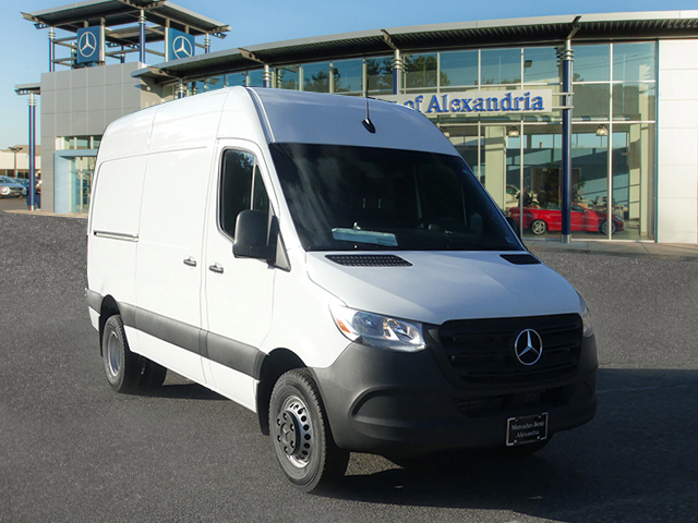 New 2019 Mercedes-Benz Sprinter 3500/144 WB Cargo Van