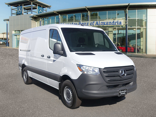 New 2019 Mercedes-Benz Sprinter GAS Cargo Van 1500/144 WB