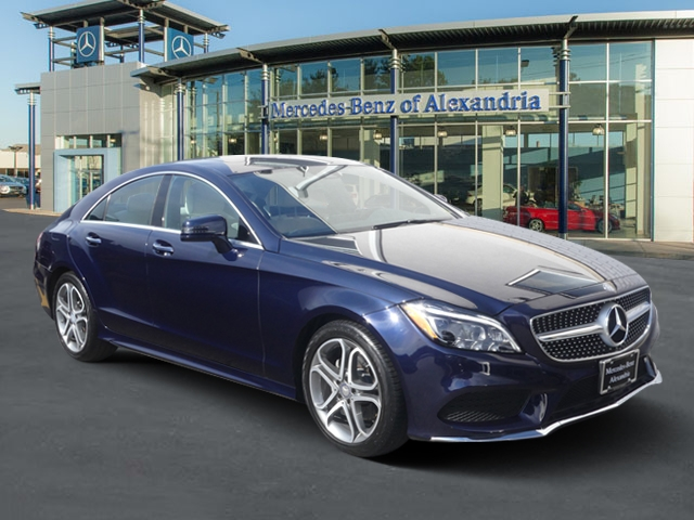 Certified Pre-Owned 2015 Mercedes-Benz CLS CLS 400