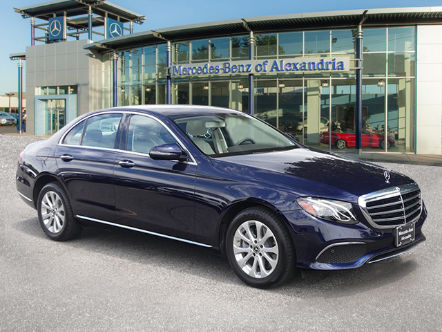 Pre-Owned 2018 Mercedes-Benz E-Class E 300 Luxury