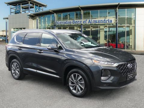 Pre-Owned 2020 Hyundai Santa Fe Limited 2.4 With Navigation