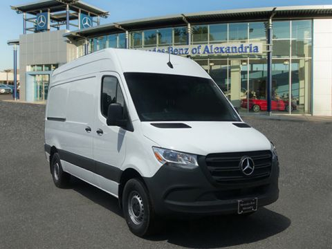 New 2019 Mercedes-Benz Sprinter 2500/144 WB High Roof Cargo Van