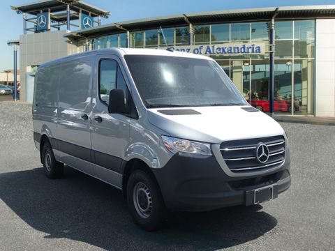 New 2019 Mercedes-Benz Sprinter 2500/144 WB Standard Roof Cargo Van