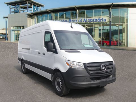 New 2019 Mercedes-Benz Sprinter 2500/170 WB Cargo Van