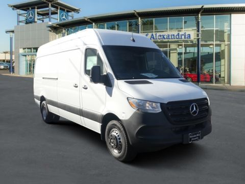 New 2019 Mercedes-Benz Sprinter 4500/170 WB Cargo Van