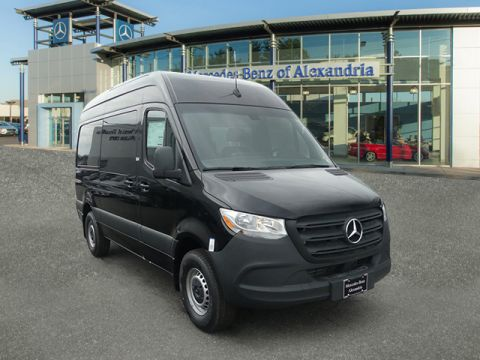 New 2019 Mercedes-Benz Sprinter 2500/144 WB Crew Van
