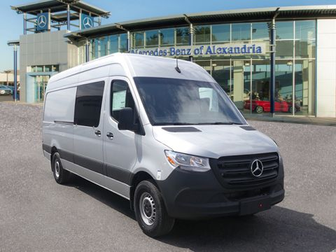 New 2019 Mercedes-Benz Sprinter 2500/170 WB Crew Van