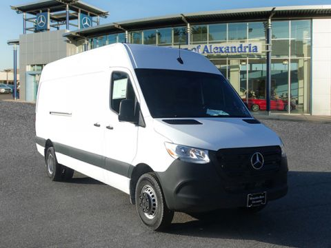 New 2019 Mercedes-Benz Sprinter 3500/170 WB Cargo Van
