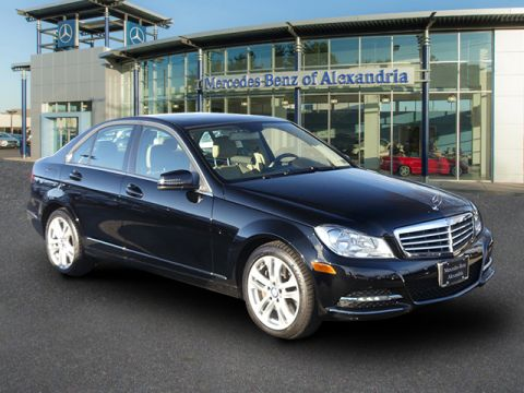 Certified Pre-Owned 2014 Mercedes-Benz C-Class C 300