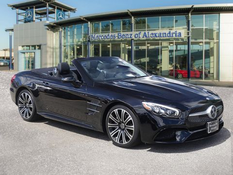 2017 Mercedes-Benz SL SL 450