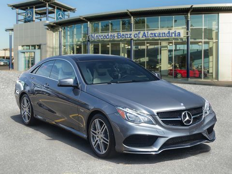 Pre-Owned 2017 Mercedes-Benz E-Class E 550 Sport