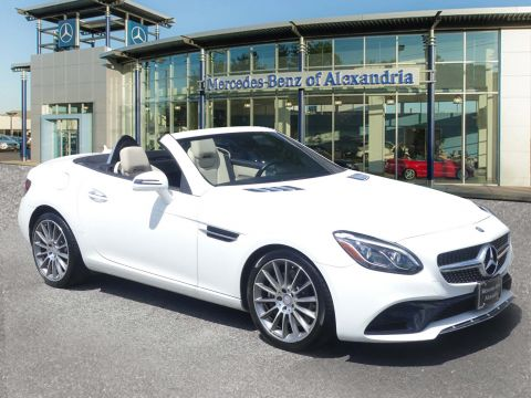 Pre-Owned 2017 Mercedes-Benz SLC SLC 300 Sport