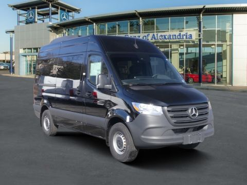 New 2019 Mercedes-Benz Sprinter 2500/ 144 WB 12 Passenger Van